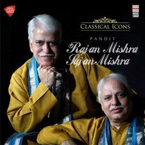 Pandit Rajan Mishra, Pandit Sajan Mishra 歌手頭像