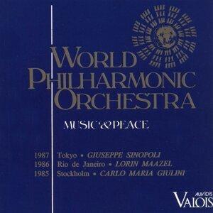 Giuseppe Sinopoli, Lorin Maazel, Carlo Maria Giulini, World Philharmonic Orchestra 歌手頭像