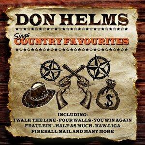 Don Helms 歌手頭像