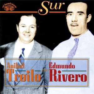 Anibal Troilo, Edmundo Rivero 歌手頭像