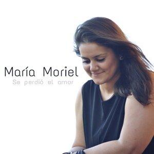 María Moriel 歌手頭像