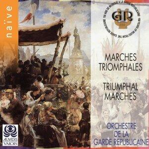 François Boulanger, Orchestre de la Garde Republicaine 歌手頭像