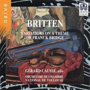 Gérard Caussé, Bojidar Bratoev, Orchestre de Chambre National de Toulouse 歌手頭像