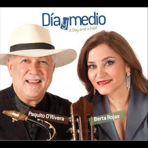 Paquito D' Rivera, Berta Rojas 歌手頭像