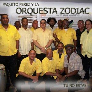 Paquito Perez y la Orquesta Zodiac 歌手頭像