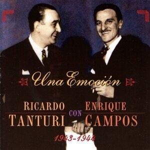 Ricardo Tanturi, Enrique Campos 歌手頭像