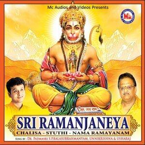 S. P. Balasubrahmanyam, Unni Krishnan, Usha Raj 歌手頭像