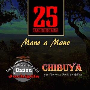 Tamborazo Zacatecano del Canon de Juchipila, Chibuya y Su Tamborazo Banda Los Gallitos 歌手頭像