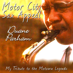 Duane Parham featuring The Four Tops 歌手頭像