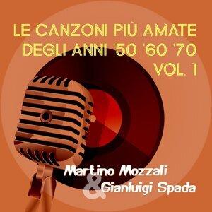 Martino Mozzali, Gianluigi Spada 歌手頭像