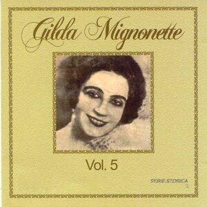 Gilda Mignonette 歌手頭像