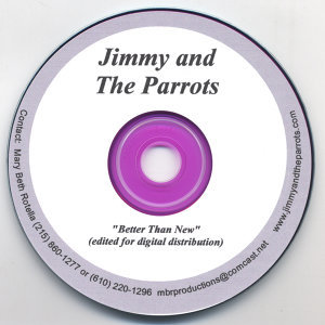 Jimmy and the Parrots 歌手頭像