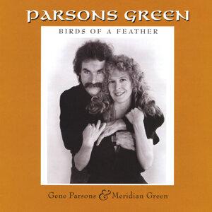 Gene Parsons, Meridian Green 歌手頭像