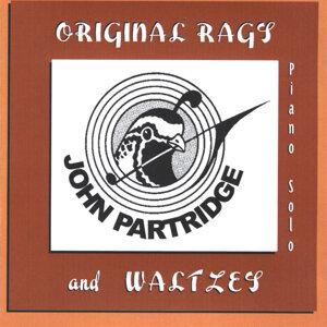 John Partridge 歌手頭像