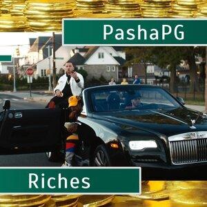 Pashapg 歌手頭像