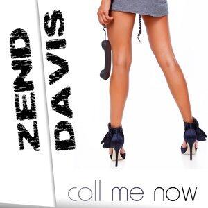 Zend Davis 歌手頭像
