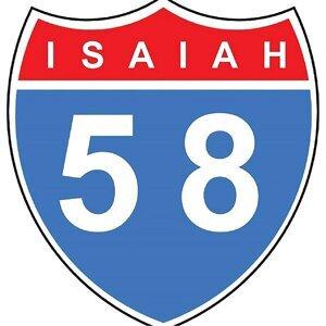 Isaiah 58 歌手頭像