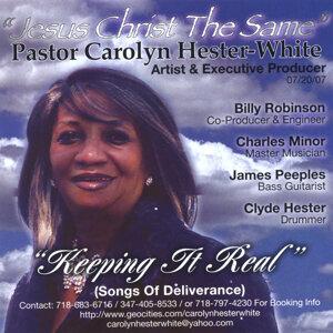 Pastor Carolyn Hester-White 歌手頭像