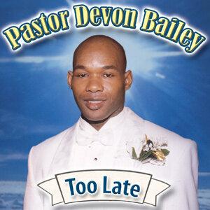 Pastor Devon Bailey 歌手頭像