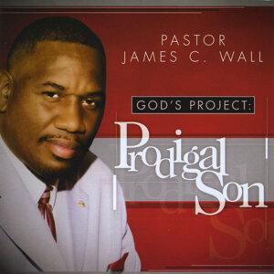Pastor James C Wall 歌手頭像