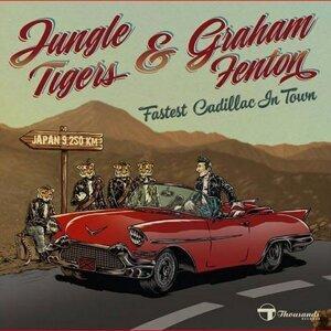 Graham Fenton & The Jungle Tigers 歌手頭像