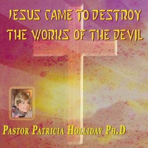 Pastor Pat Holliday, Ph.D 歌手頭像
