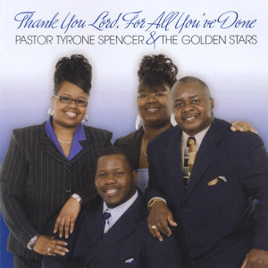 Pastor Tyrone Spencer & the Golden Stars 歌手頭像