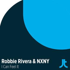 Robbie Rivera, NXNY 歌手頭像