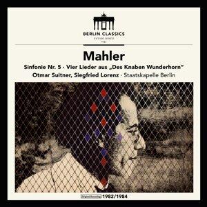 Otmar Suitner & Staatskapelle Berlin 歌手頭像