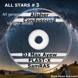 Alisher, Condusound, DJ Max Ayew, PLAST-X, SamRAS 歌手頭像