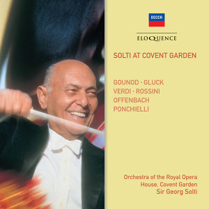 Sir Georg Solti, Orchestra of the Royal Opera House, Covent Garden 歌手頭像