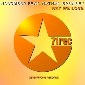 NOV3MB3R feat. Nathan Brumley 歌手頭像