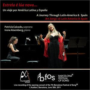 Patricia Caicedo, Irene Aisemberg, piano 歌手頭像