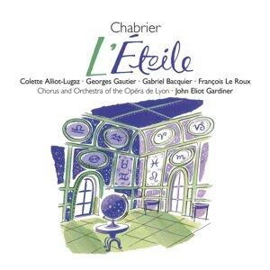 Sir John Eliot Gardiner/Orchestre de l'Opéra National de Lyon 歌手頭像
