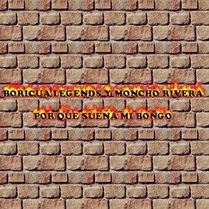 Boricua Legends y Moncho Rivera 歌手頭像