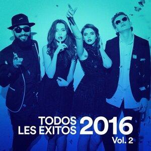 Los Tomazos del Momento, Top de Exitos 2016, Top de éxitos 2016 歌手頭像