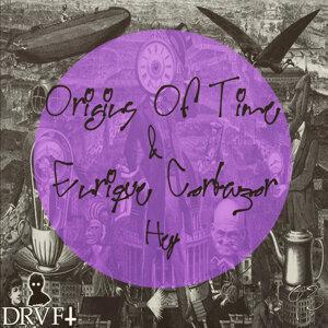 Enrique Cortazor & Origins of Time 歌手頭像
