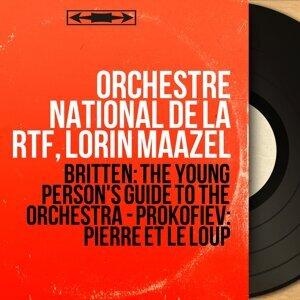 Orchestre National de la RTF, Lorin Maazel 歌手頭像