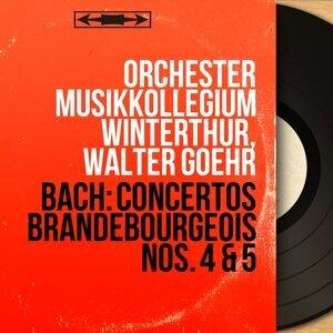 Orchester Musikkollegium Winterthur, Walter Goehr 歌手頭像