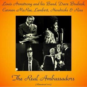 Louis Armstrong And His Band, Dave Brubeck, Lambert, Hendricks & Ross, Carmen McRae 歌手頭像