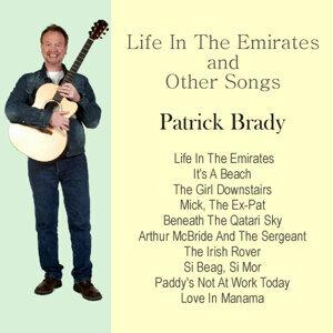 Patrick Brady 歌手頭像
