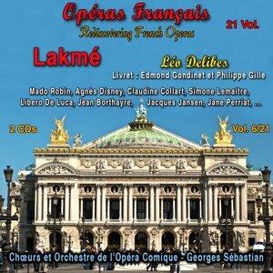 Choeurs et Orchestre de l'Opéra Comique de Paris 歌手頭像