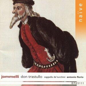 Antonio Florio, Capella de'turchini 歌手頭像