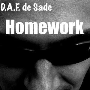 D. A. F. De Sade 歌手頭像