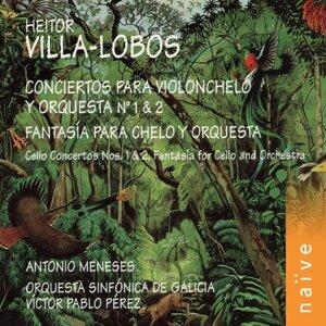 Antonio Meneses, Víctor Pablo Pérez, Orquesta Sinfonica de Galicia 歌手頭像