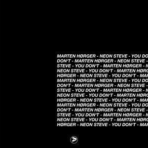 Marten Hørger, Neon Steve 歌手頭像