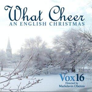 Vox16, Markdavin Obenza 歌手頭像