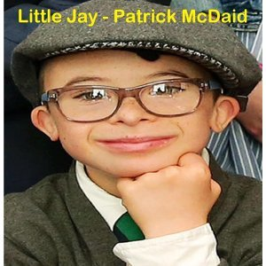 Patrick McDaid 歌手頭像