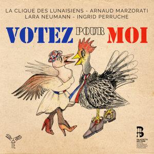 La clique des Lunaisiens, Laura Neumann, Ingrid Perruche, Arnaud Marzorati 歌手頭像