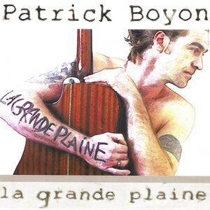 Patrick Boyon 歌手頭像